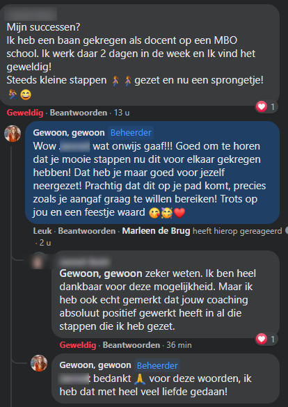 Review sprongetje